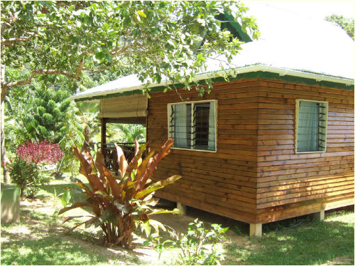 Hotel seychelles photos bois d amour photos hotel la for Villa modulaire martinique