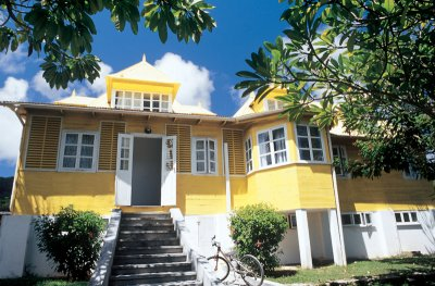 hotel seychelles photos la digue island lodge photos. Black Bedroom Furniture Sets. Home Design Ideas